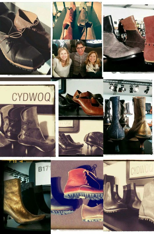 Cydwoq collage