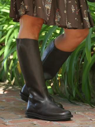 Trippen Priest Boot In Espresso Brown Ped Shoes Order