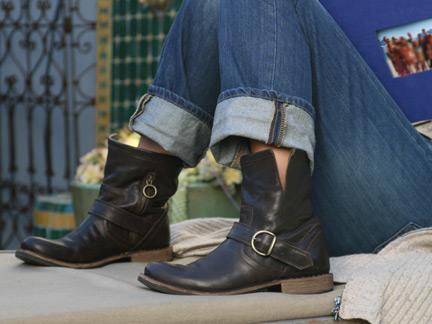 Baker Eli in Dark Brown : Ped Shoes