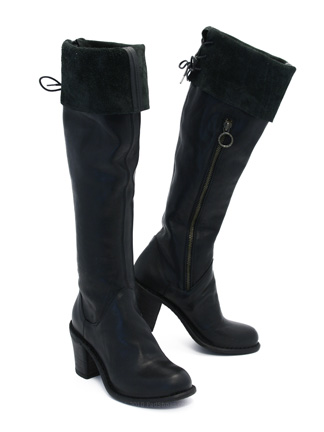 cheap sale 2014 newest Fiorentini + Baker Round-Toe Knee-High Boots online for sale IdPWAle01J