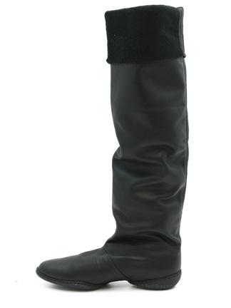 Trippen Nox Boots In Black Elk Ped Shoes Order Online