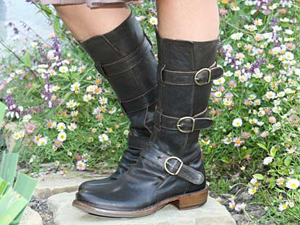 Fiorentini + Baker Leather Mid-Calf Boots cheap sale discount free shipping shopping online buy cheap buy plKJB
