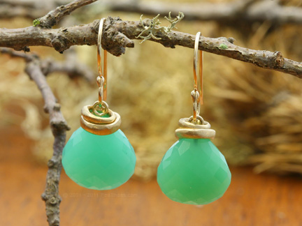 Jamie Joseph Chrysoprase Earrings In Ped Shoes Order Online Or 866 700 Shoe 7463
