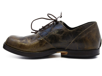 Cydwoq Date Oxford in Antique Dark Brown : Ped Shoes ...