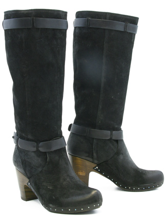 885f229e1f3 Vialis Marguerita Boot in Black   Ped Shoes - Order online or 866.700.SHOE  (7463).
