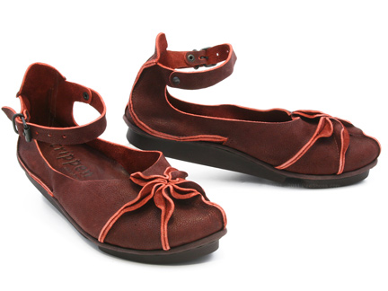 Trippen Peony In Red Hot Ped Shoes Order Online Or 866