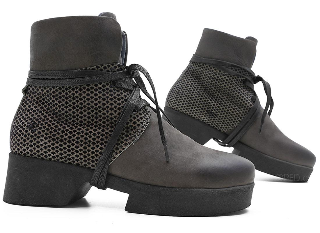 l'atteggiamento migliore 60b19 dda8f Patrizia Bonfanti Maeda in Anthracite : Ped Shoes - Order online ...