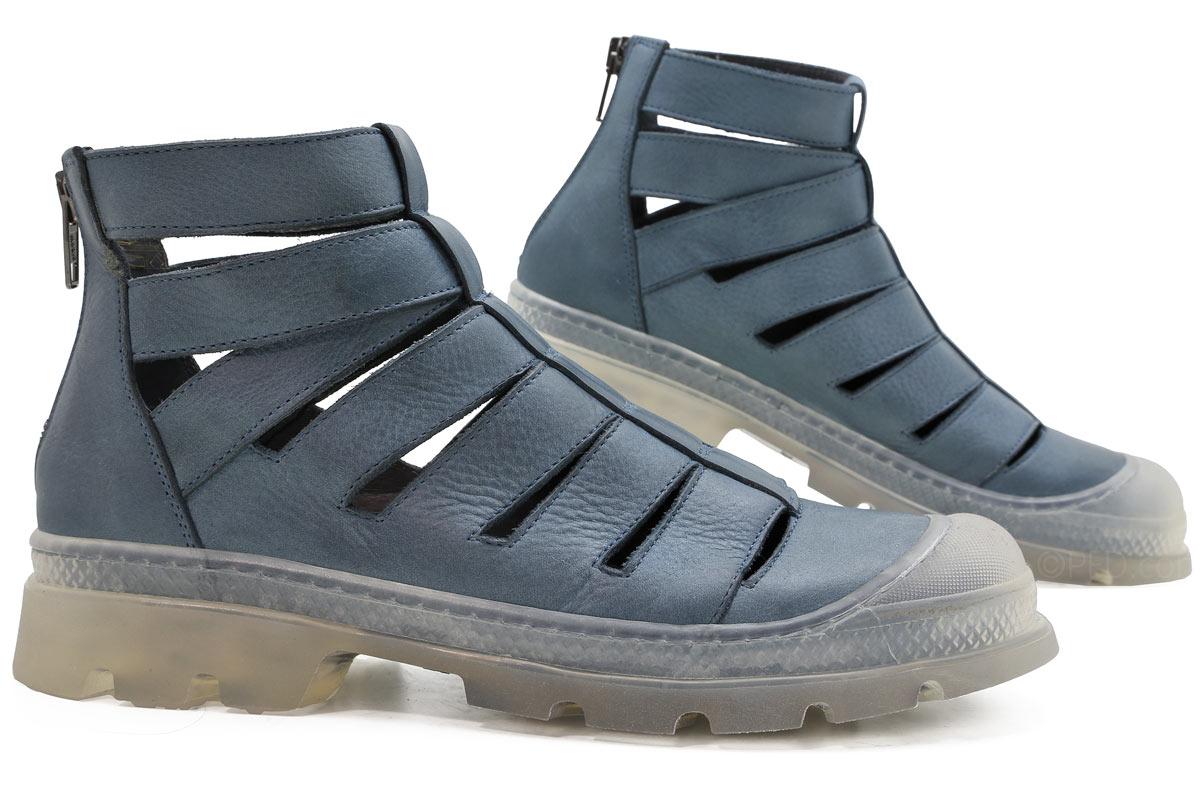 Lofina Schyular in Sky Blue : Ped Shoes