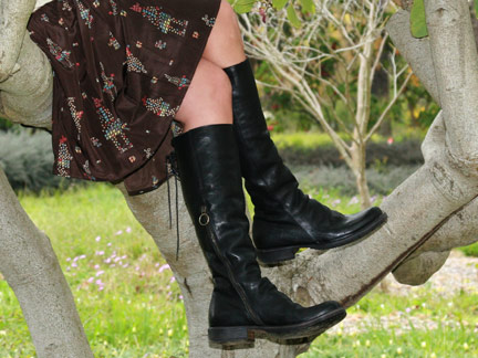 Fiorentini Baker Emma Boot In Black Ped Shoes Order